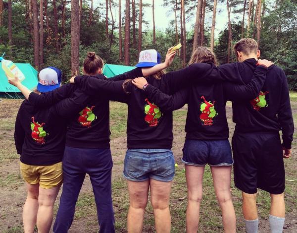 kamp voor jongeren